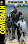 Before Watchmen Comedien Cover 14