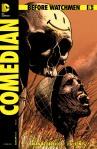 Before Watchmen Comedien Cover 15