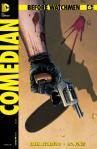 Before Watchmen Comedien Cover 19