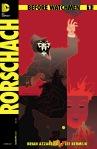 Before Watchmen Rorschach Cover 02
