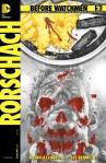 Before Watchmen Rorschach Cover 07