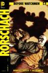 Before Watchmen Rorschach Cover 11