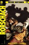 Before Watchmen Rorschach Cover 13