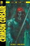 Comic Before Watchmen Cover Crimson Corsair