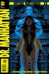 Comic Before Watchmen Cover Dr Manhattan 01