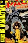 Comic Before Watchmen Cover Dr Manhattan 04