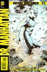 Comic Before Watchmen Cover Dr Manhattan 05