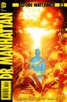 Comic Before Watchmen Cover Dr Manhattan 06
