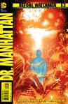 Comic Before Watchmen Cover Dr Manhattan 08