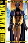 Comic Before Watchmen Cover Dr Manhattan 09