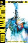 Comic Before Watchmen Cover Dr Manhattan 10