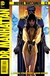 Comic Before Watchmen Cover Dr Manhattan 11