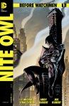 Comic Before Watchmen Le Hibou Cover 01