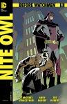 Comic Before Watchmen Le Hibou Cover 02