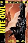 Comic Before Watchmen Le Hibou Cover 04