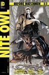 Comic Before Watchmen Le Hibou Cover 07