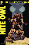 Comic Before Watchmen Le Hibou Cover 09