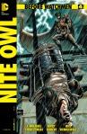 Comic Before Watchmen Le Hibou Cover 12