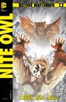 Comic Before Watchmen Le Hibou Cover 13