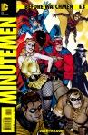 Comic Before Watchmen Minutmen Cover 02