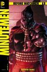 Comic Before Watchmen Minutmen Cover 03