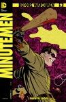 Comic Before Watchmen Minutmen Cover 05
