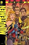 Comic Before Watchmen Minutmen Cover 06