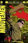 Comic Before Watchmen Minutmen Cover 07