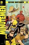 Comic Before Watchmen Minutmen Cover 09