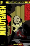 Comic Before Watchmen Minutmen Cover 10