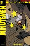 Comic Before Watchmen Minutmen Cover 11