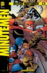 Comic Before Watchmen Minutmen Cover 12