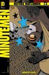 Comic Before Watchmen Minutmen Cover 13