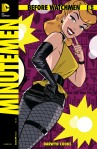 Comic Before Watchmen Minutmen Cover 14