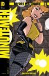 Comic Before Watchmen Minutmen Cover 16