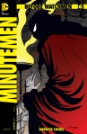 Comic Before Watchmen Minutmen Cover 17