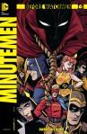 Comic Before Watchmen Minutmen Cover 18