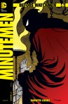 Comic Before Watchmen Minutmen Cover 19