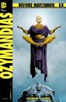 Comic Before Watchmen Ozymandias Cover 04