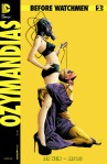 Comic Before Watchmen Ozymandias Cover 05