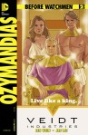 Comic Before Watchmen Ozymandias Cover 06