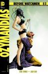 Comic Before Watchmen Ozymandias Cover 07