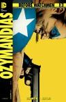 Comic Before Watchmen Ozymandias Cover 10