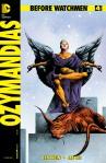 Comic Before Watchmen Ozymandias Cover 11