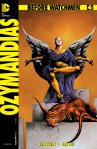 Comic Before Watchmen Ozymandias Cover 13