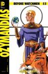 Comic Before Watchmen Ozymandias Cover 15