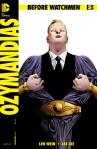 Comic Before Watchmen Ozymandias Cover 16