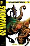 Comic Before Watchmen Ozymandias Cover 17