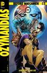 Comic Before Watchmen Ozymandias Cover 18