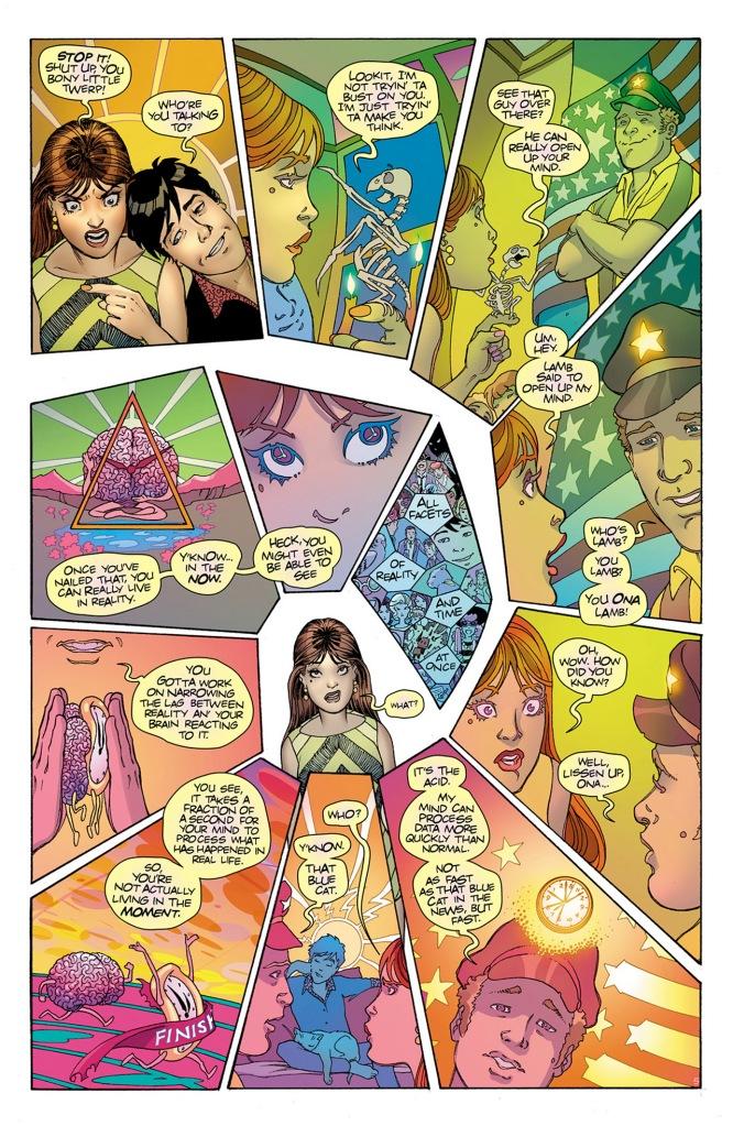 Comic Before Watchman Spectre Soyeux 03